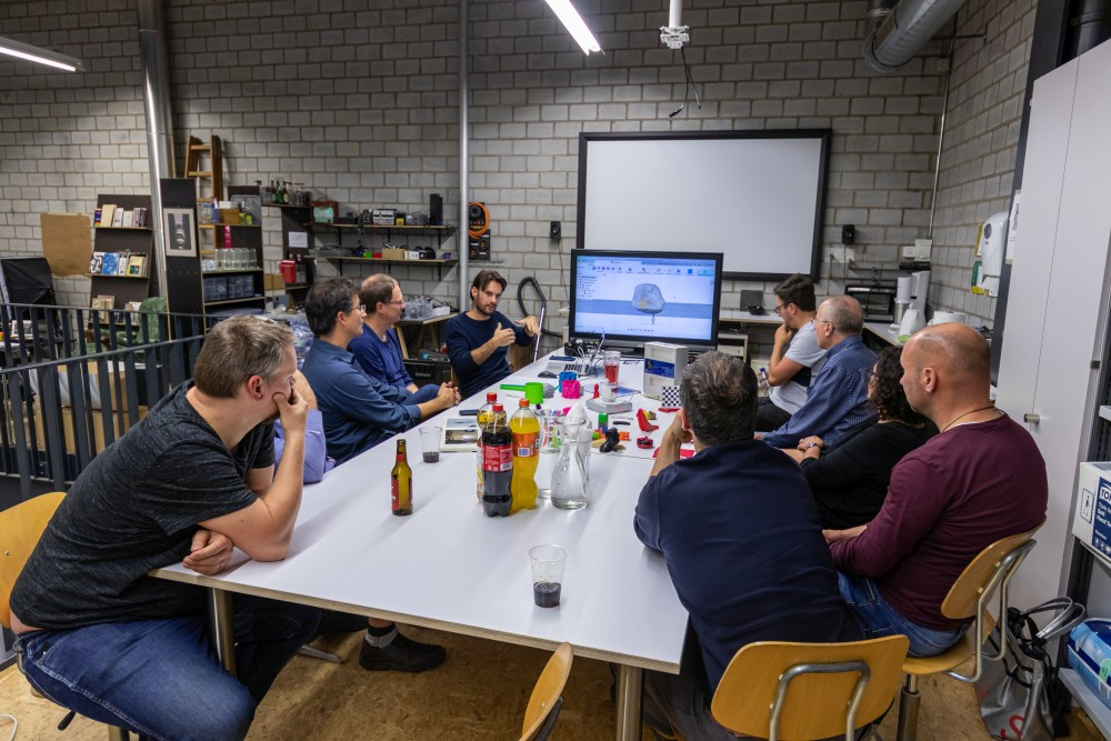 Workshop 3D-Scannen