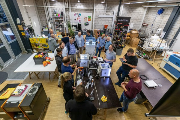Impression von der Ultimaker Session 2019 in Luzern