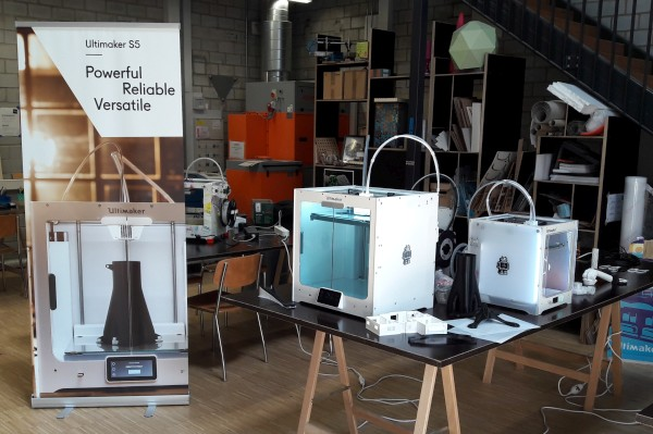 Impression von der Ultimaker Session 2018 in Luzern