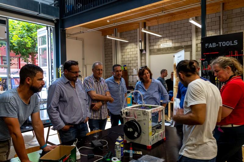 Workshop zur richtigen Wartung von Ultimaker Druckern