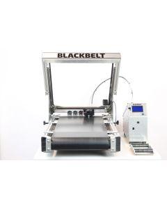 Blackbelt 3D Desktop Version von Vorne
