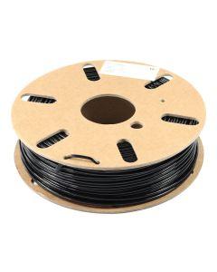 SWISSFIL PET-G Schwarz 750g 2.85mm auf Kartonspule