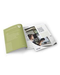 """Ultimaker Weisspapier """"3D-Drucker Emissionen und Raumluftqualität"""""""