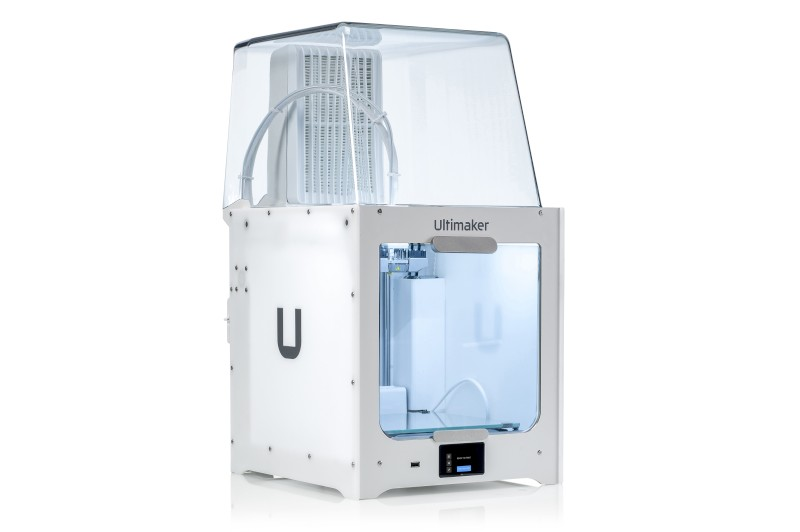 Ultimaker Zwei Plus Connect mit Air Manager
