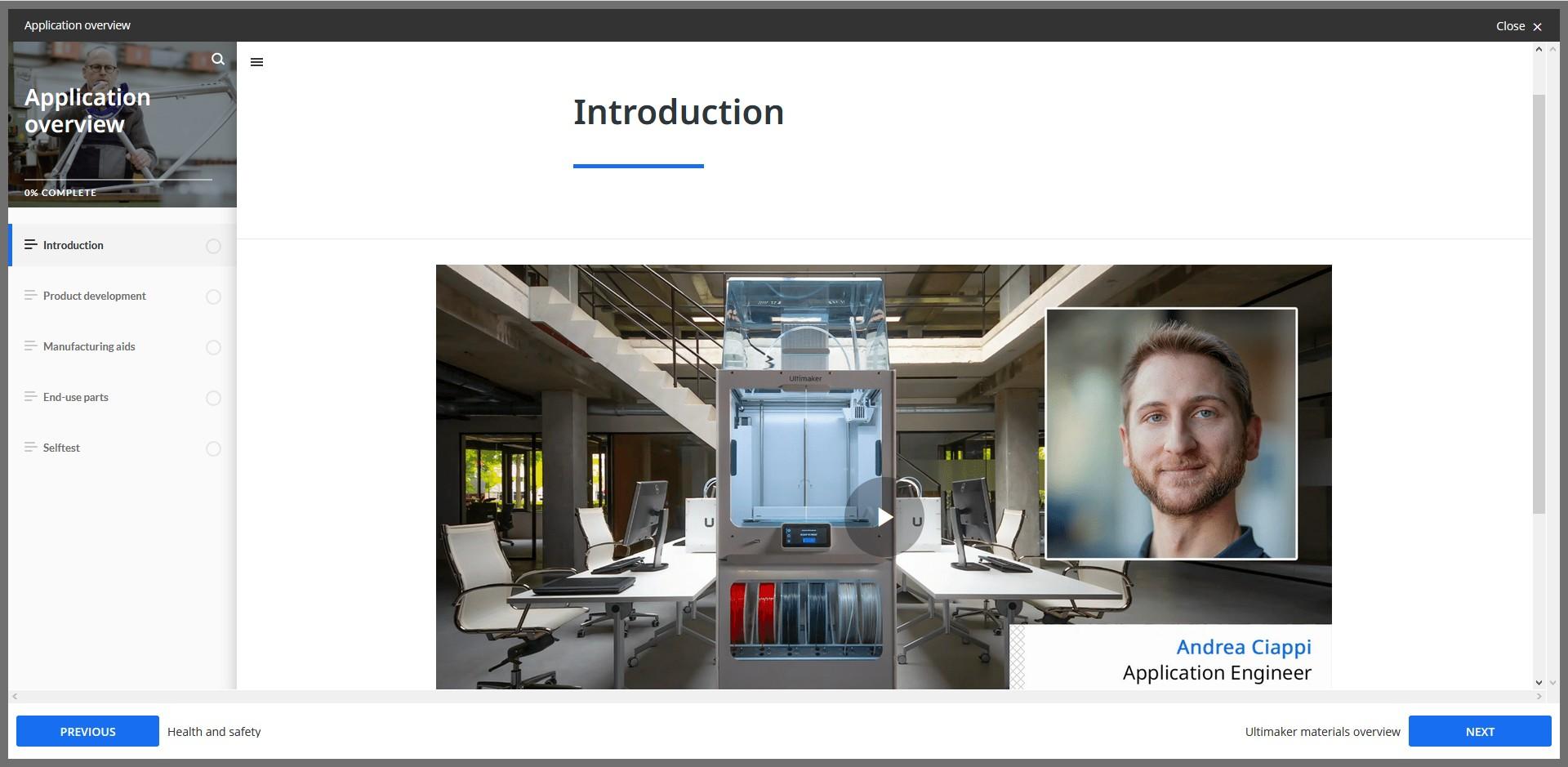 Beispiel aus der 3D Printing Academy