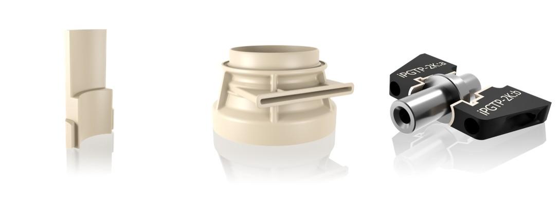 Anwendungen für igus Filamente