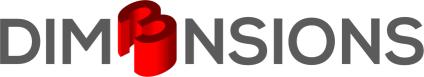 DIM3NSIONS Logo